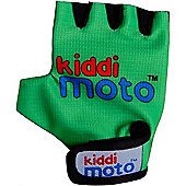 Kiddimoto Gloves Neon Green (Small)