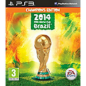 FIFA World Cup Brazil 2014 - Champions Edition - PS3