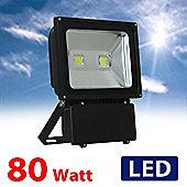 MiniSun Portable IP65 High Powered 80W Daylight LED Floodlight