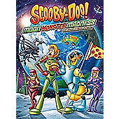 Scooby Doo Moon Monster Madness DVD