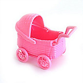 Baby Shower Baby Carriage Pink (2pk)