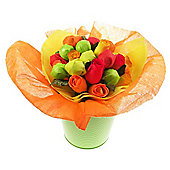 Little Bright Chocolate Bouquet Pail