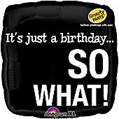 18' Smarty Pants Birthday So What! (each)