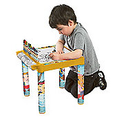 Jake & The Never Land Pirates Colouring Table