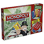 Monopoly Electric Banking Edition Game