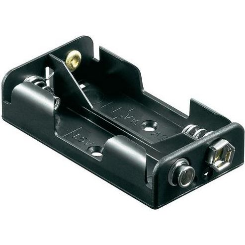 Conrad 2 AA Battery Holder