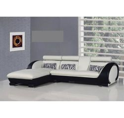 Giomani Designs Gio Corner Sofa - Black