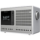 Revo SuperConnect WiFi/DAB/DAB+/FM Internet Radio (Piano white)