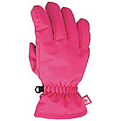 Ski Glove Kids - Pink