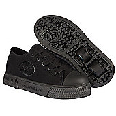 Heelys Pure Black Skate Shoes - Size 1