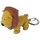 Regatta Kids Keyring Torch Lion