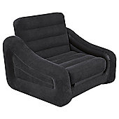 Intex Chair With Pull-out Single Size Airbed