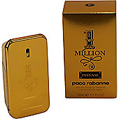 Paco Rabanne 1 Million Intense Eau de Toilette (EDT) 50ml Spray For Men