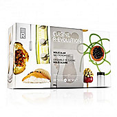 Cuisine Molecule-R Molecular Gastronomy Kit Cuisine R-evolution Cooking Utensils & DVD