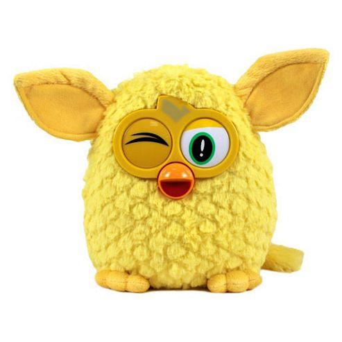 Furby 20cm Soft Toy - Yellow