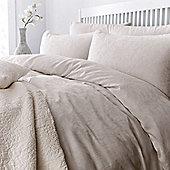 Woodland Jacquard Cushion - Cream