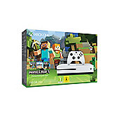 Xbox One S 500GB Minecraft Console