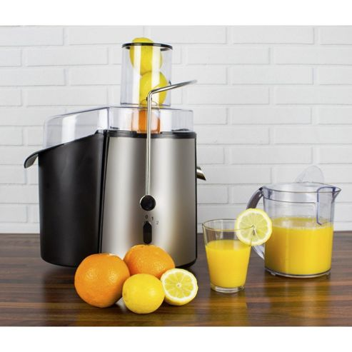 Tesco Direct Slow Juicer : Buy ElectriQ WF1000 Whole Fruit Power Juicer Stainless Steel 990W from our Juicers range - Tesco