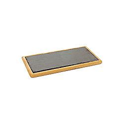 Linea Slate And Oak Large Board In Slate