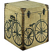 Alterton Furniture Cycle Canvas Blanket Box