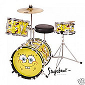 Spongebob Junior 3 piece drum kit