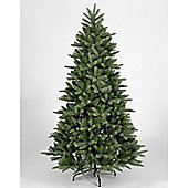 7ft 6in Mont Blanc Pine PE Christmas Tree