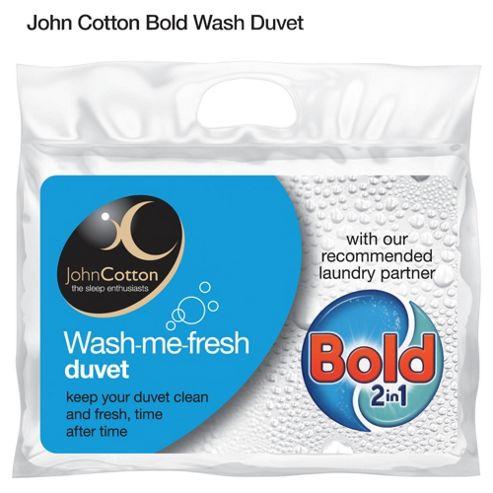 John Cotton Bold Duvet 10.5 Tog Double