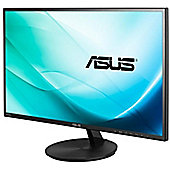 Asus VN247HA 23.6 Full HD Monitor Resolution 1920x1080 Full HD Contrast Ratio 80000000:1 5ms Response Time Aspect Ratio 16:9 Speakers 3 Year Warranty