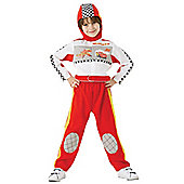 Cars Lightning McQueen - Child Costume 7-8 years