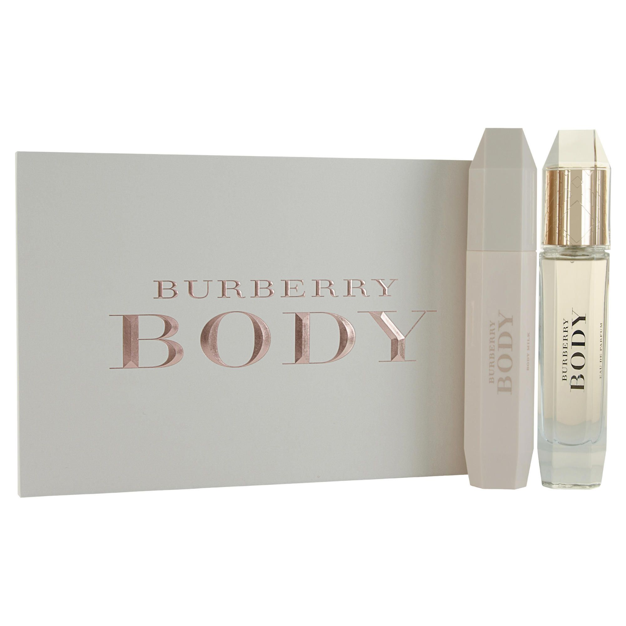 how to use burberry body milk