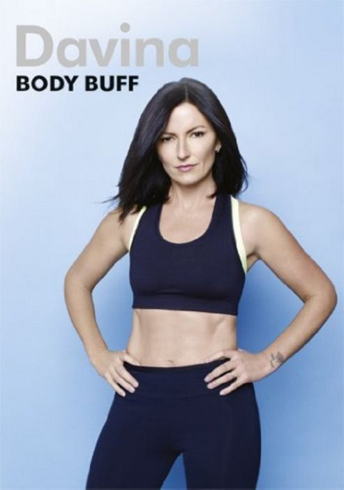 Davina Body Buff (Fitness DVD)