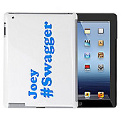 Personalised Hashtag iPad Case