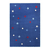 Esprit Space Stars Children's rug - 120 cm x 170 cm (3 ft 11 in x 5 ft 7 in)