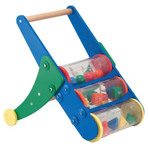 Rattle Rumble push toy