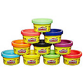 Play Doh Party Tube 10 Colours