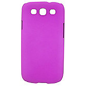 Tortoise™ Look Hard Case Super Thin Samsung Galaxy SIII Pink