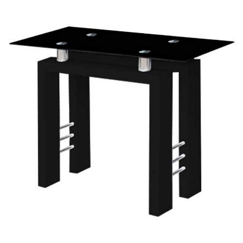 ValuFurniture Metro Console Table Black