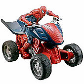 Marvel Ultimate Spider-Man Zoom N Go Racer Quad