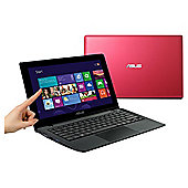 "ASUS X200CA, 11.6"" Touchscreen Laptop, Intel Celeron, 4GB RAM, 500GB - Red"