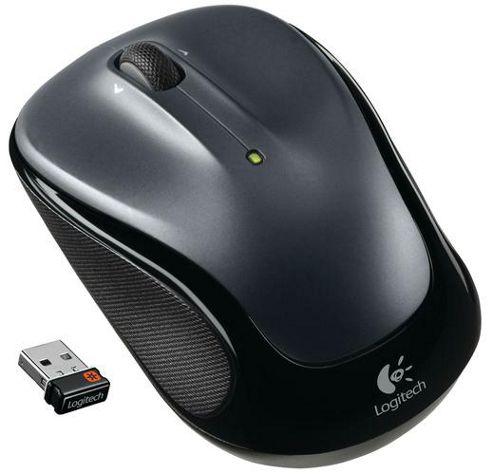 Logitech Wireless Mouse M325 Dark
