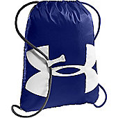 Under Armour Ozsee Sackpack Gymsack Bag - Royal Blue