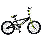 "Saxon Harlem Freestyler 20"" BMX Bike"