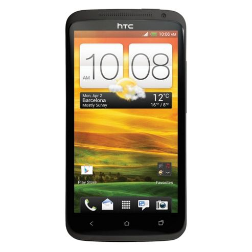 Unlocked HTC One X Black -SIM Free