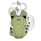 Bebemon X-Music Baby Carrier - Adventure Green
