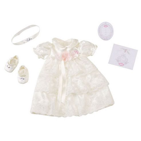 Baby Annabell Deluxe Christening Set