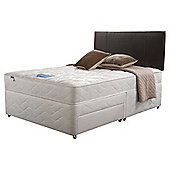 Silentnight Miracoil Kingston Single Non Storage Divan set