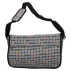 Tesco People Messenger Bag
