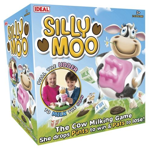 Silly Moo: The Cow Milking Game