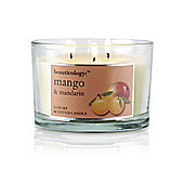 Baylis and Harding Beauticology 3 Wick Candle, Mango and Mandarin