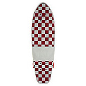Mighty Cruiser - White/Red Checker